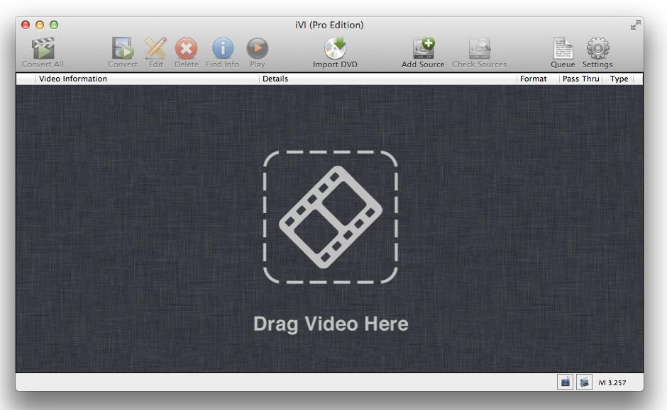 iVI full screenshot